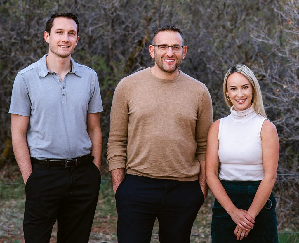 Corey Feldman, Nicole Modesitt, Andy Adams, Trivida Coaches, Physician Assistant
